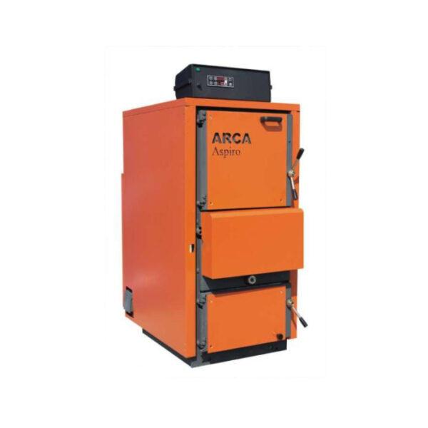 Centrala termica lemne Arca Aspiro A29R–34KW